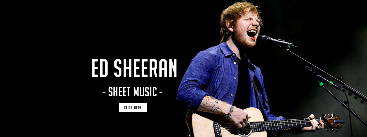 Ed Sheeran, Perfect, Shape of You, Dive, Thinking Out Loud, Photograph